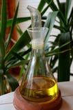 Olive Oil reale il nuovo oro liquido Fotografia Stock