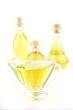 Olive oil set Stock Images