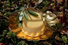 Olive Oil Soap per bellezza naturale Fotografia Stock Libera da Diritti
