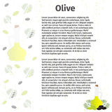 Olive oil. Royalty Free Stock Photography