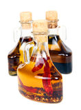 Olive oils Stock Images