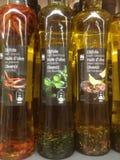 Olive Oils Fotografia Stock