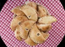 Olive Pastry Arkivbilder