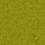 Olive seamless star background Royalty Free Stock Photo