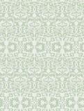 olive seamless vektorwallpaper för classicism Arkivfoto