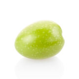 Olive single Royalty Free Stock Photography