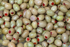 Olive verdi Immagine Stock Libera da Diritti
