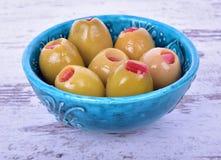 Olive verte image stock