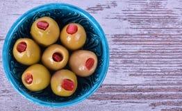 Olive verte photos stock