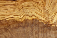 Olive wood texture Stock Photos