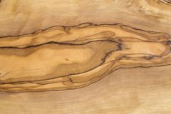 Olive wood texture stock image