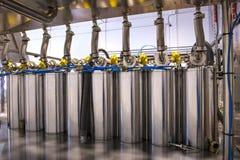 Olivenölfabrik, Olive Production Lizenzfreie Stockfotografie