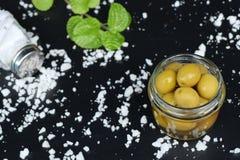 oliven Lizenzfreies Stockfoto