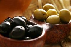Oliven. Stockfotos