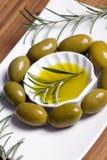Oliven 3 Stockbild