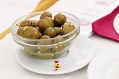 oliven Lizenzfreie Stockfotos