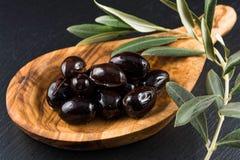 oliven Stockfoto