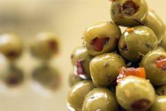 Oliven reichlich! Stockfotos