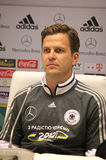 Oliver Bierhoff of Germany Stock Photography