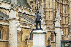 Oliver Cromwell 2 免版税库存照片