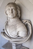Oliver Cromwell Bust in London Royalty Free Stock Images