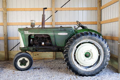 Oliver 770 Diesel Tractor Stock Photos