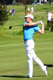 Oliver Fisher Winner of Golf Open at Celadna Stock Image