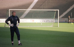 Oliver Kahn Royalty Free Stock Photography