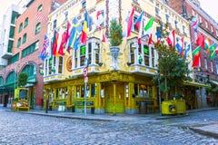 The Oliver St. John Gogarty Bar Royalty Free Stock Photography