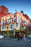Oliver st. John gogarty hotel Royalty Free Stock Photos