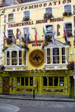 Oliver St John Gogarty Pub royalty-vrije stock foto's