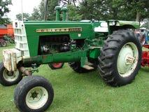 oliver t traktor 1950 Royaltyfri Foto