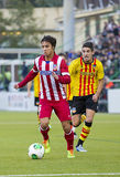 Oliver Torres of Atletico de Madrid Royalty Free Stock Photography