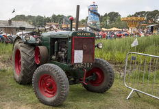 Oliver tractor Royalty Free Stock Photo