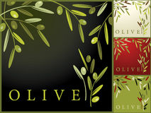 Olives Photographie stock