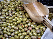 Olives Royalty Free Stock Photography