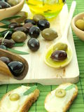 Olives Stock Image