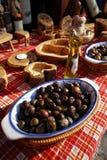 Olives image libre de droits