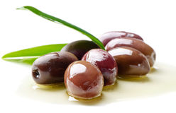 Olives Stock Photography