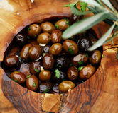 Olives 3 Photo libre de droits