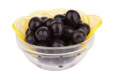 Olives black Royalty Free Stock Images