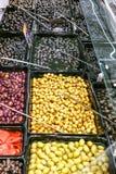 olives bulk royalty free stock image