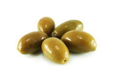Olives closeup Royalty Free Stock Photography