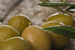 Olives closeup photo Stock Photo