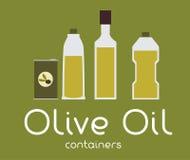 Olives design Royalty Free Stock Images
