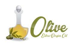 Olives design Stock Photos