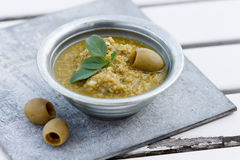 Olives Dip Stock Images