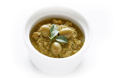 Olives Dip Royalty Free Stock Images
