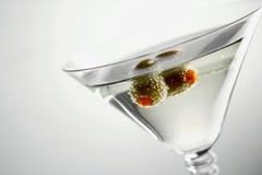 Olives en apéritif Images stock