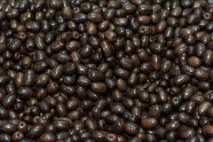 Olives en vrac Photos stock